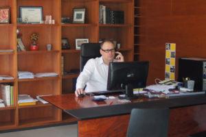 Guillermo Muñoz gerente de Gram Arquitectura
