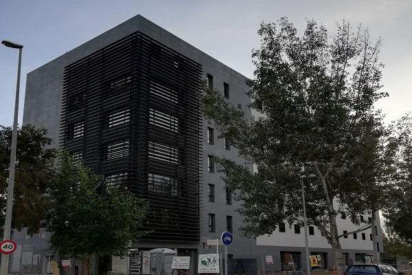 Gram Arquitectura_Residència Girona exterior 4